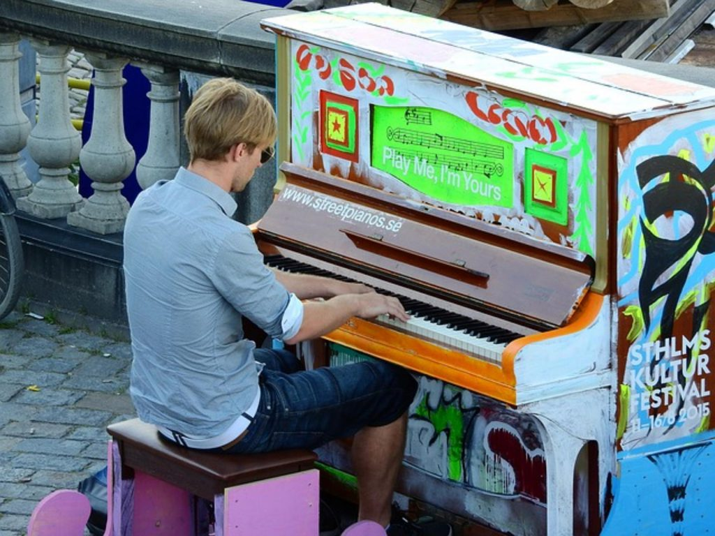 transport pianina