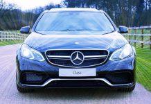 auto z Niemiec