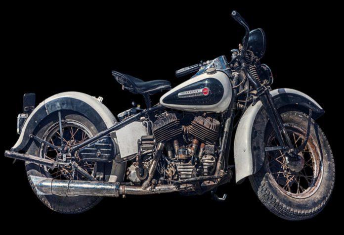 Transport motocykla